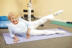 Home Health Care Malibu CA - Exercise Can Be a Solution for a Senior with High Blood Pressure