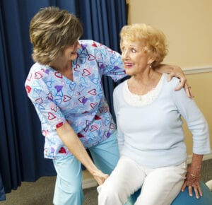 Elder Care Thousand Oaks CA - Four Tips for Helping Your Senior to Sit or Stand